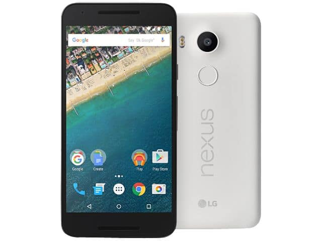 32GB LG Nexus 5X H790 4G LTE Android Unlocked Smartphone (White) + Canon imageCLASS D530 Duplex Monochrome Printer $299 + Free Shipping