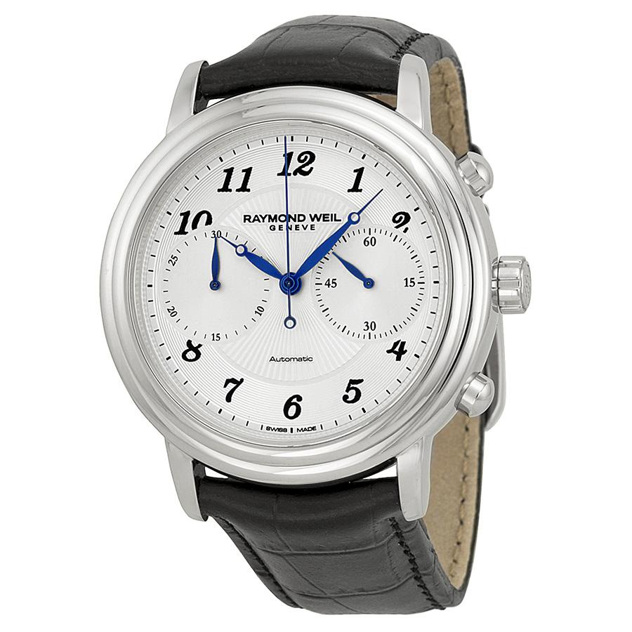 Raymond Weil Maestro Automatic Chronograph Watch $649 + free shipping