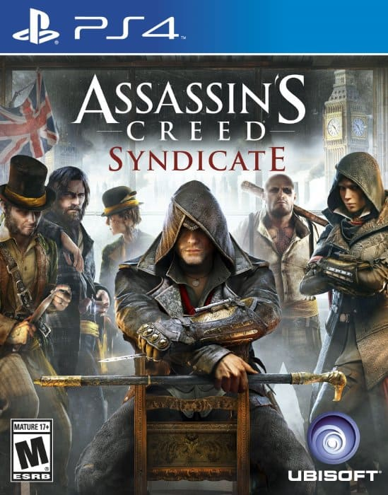 Video Games: Assassin's Creed Syndicate (PS4 or Xbox One)  $20 & More + Free S/H w/ ShopRunner
