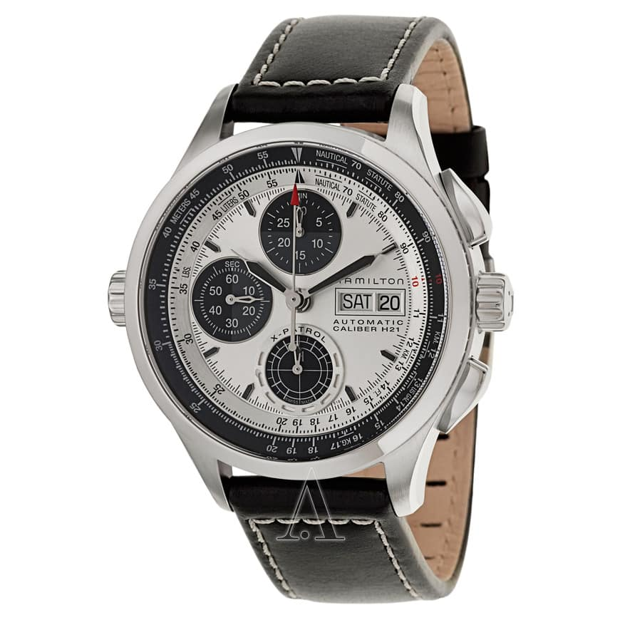 Hamilton Men's Khaki Aviation X-Patrol Automatic Watch  $699 + Free Shipping