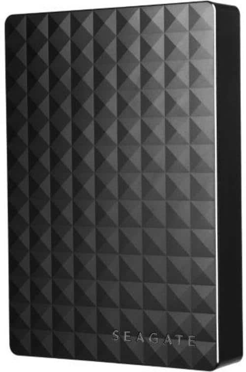 4 TB Seagate Expansion Portable USB 3.0 External Hard Drive  for $99.99 AC & More + Free Shipping @ Newegg.com