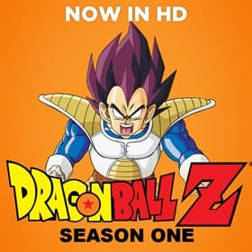 Dragon Ball Z (Season 1 HD Download)  Free