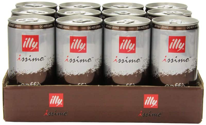 12-Pack of 6.8oz Illy Issimo Caffe Coffee Drink $10.69 or less + Free Shipping