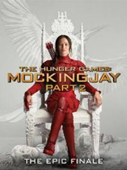 The Hunger Games: Mockingjay - Part 2 (HD Rental)  $1