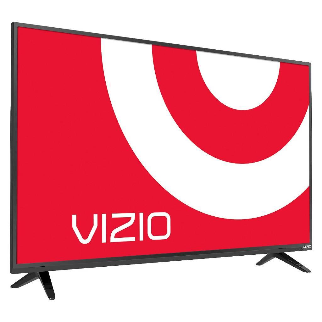 "VIZIO D-series 40"" Class Full Array LED 1080p Smart TV -Black (D40-D1) @target for $239.99"