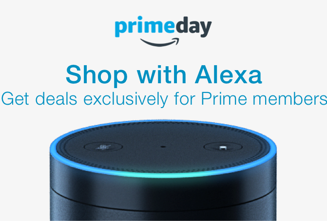 Prime Members: Shop With Alexa Offer  $10 Off $20 w/ Alexa Enabled Device