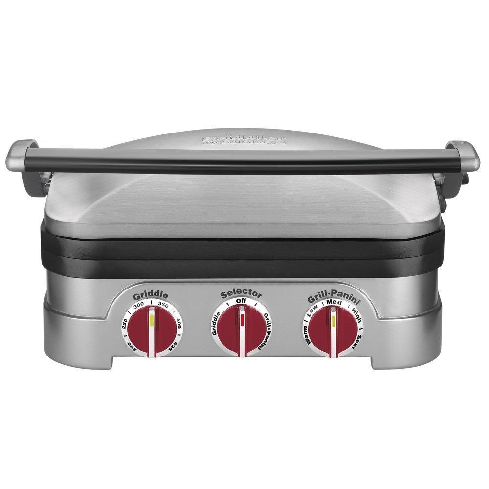 Prime Members w/ Alexa: Cuisinart Griddler $40, Dromida Drone  $25 w/ Alexa Enabled Device