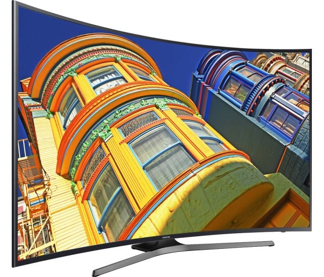 "55"" Samsung UN55KU6500 Curved 4K UHD Smart LED HDTV  $650 + Free Shipping"