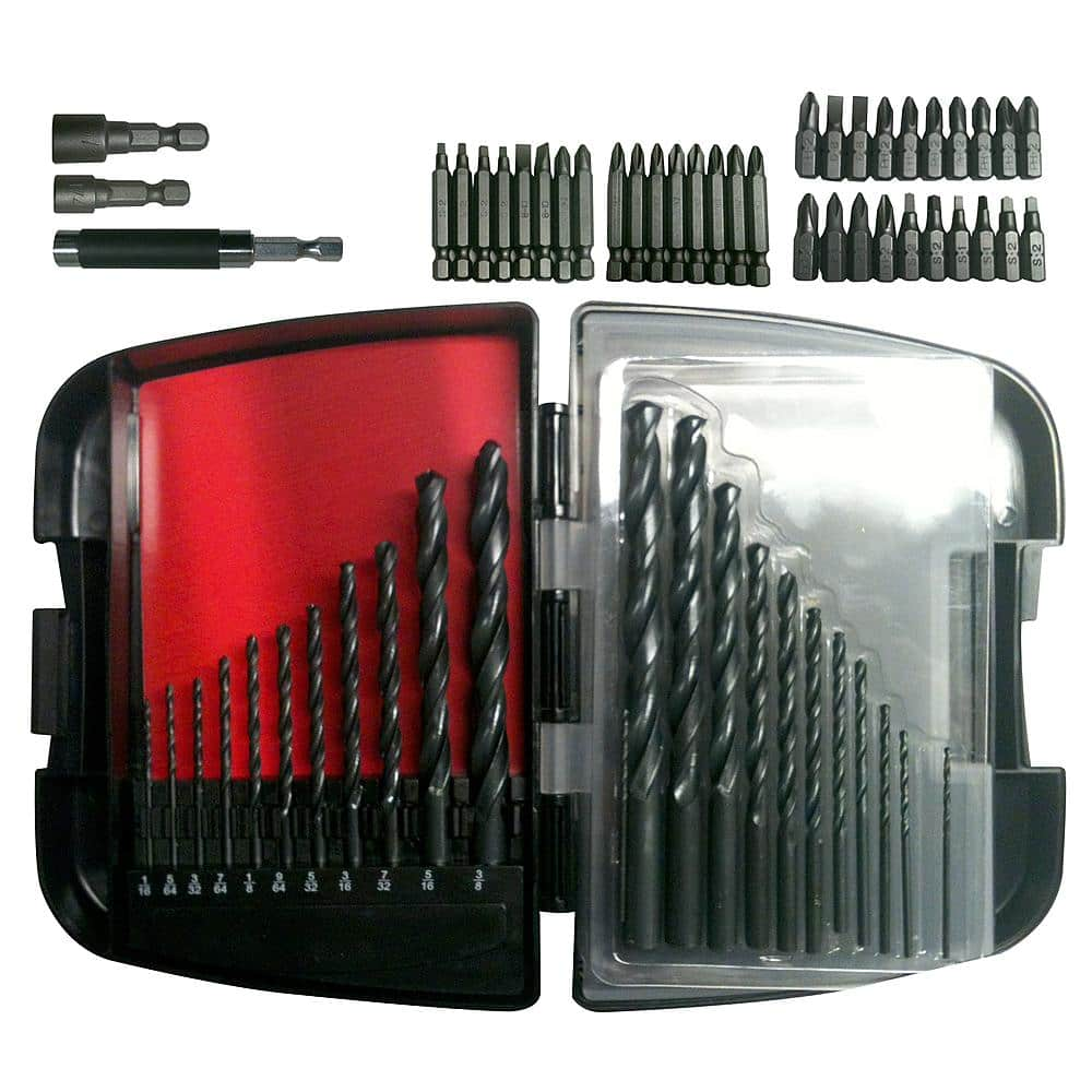 Craftsman: 54-Piece Driving Set $10, 57-Piece Drill/Drive Set  $8.90 & More + Free Store Pickup