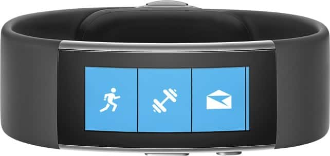 Microsoft Band 2 Activity Tracker w/ Heart Rate Monitor  $100 + Free Shipping