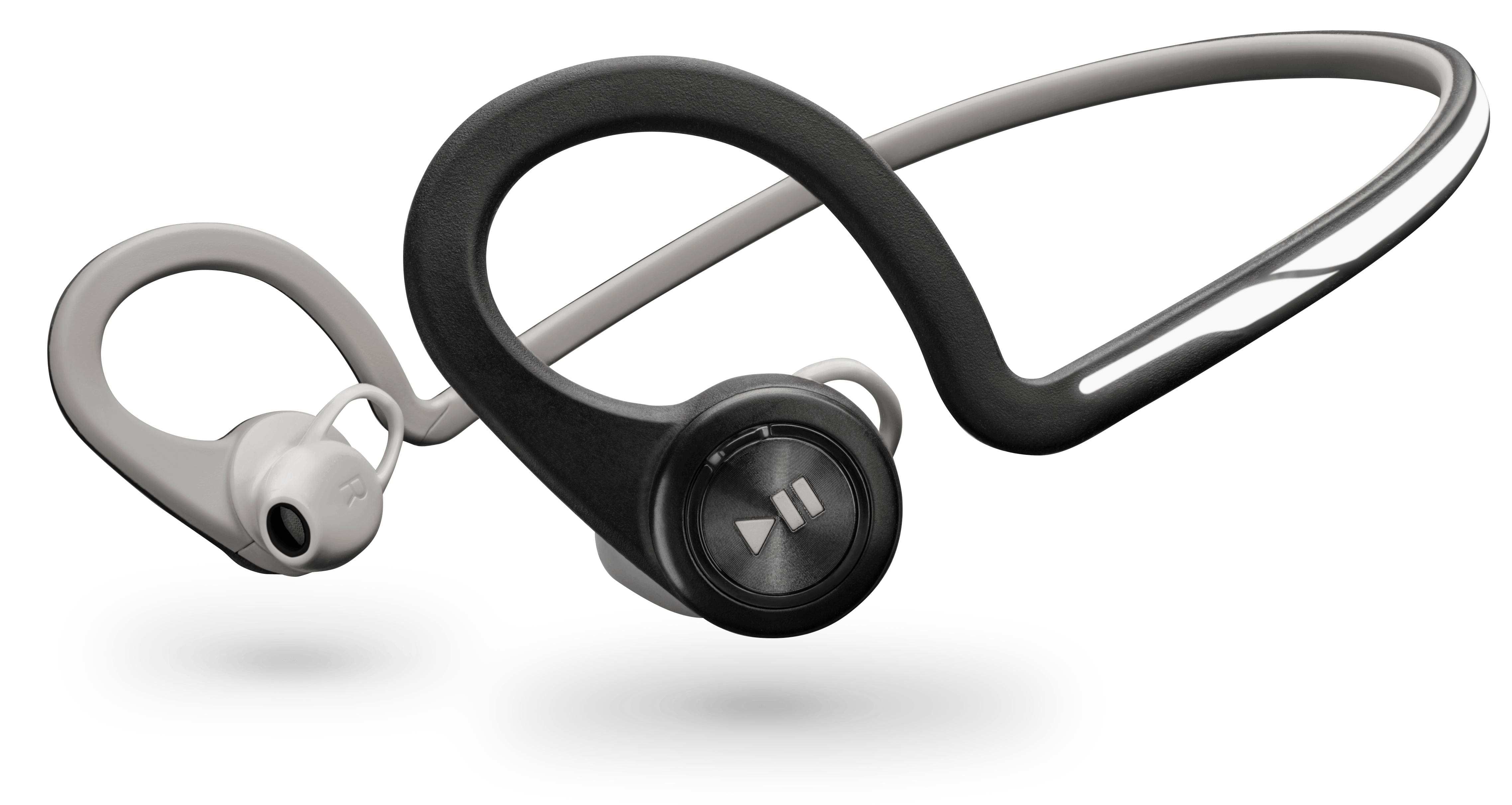 Costco Members: Plantronics BackBeat Fit Bluetooth Headphones  $55 + Free Shipping