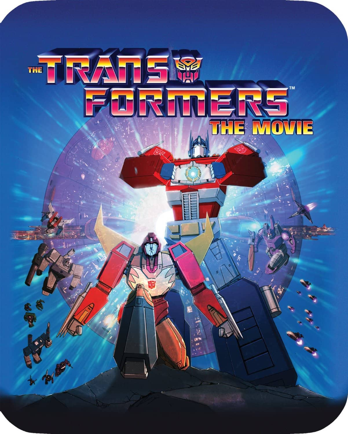 Transformers: The Movie (Limited Edition 30th Anniversary Steelbook) [Blu-ray] $19.99 at amazon and bestbuy (preorder)