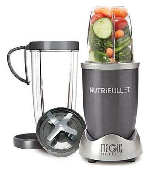 8-Piece NutriBullet Nutrition Blender Set + $50 SYWR Points  $80 + Free Shipping