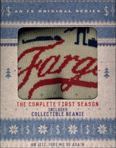 Fargo Season 1 (Blu-ray) + Fargo Knit Beanie $14.99 + Free Store Pickup @ Best Buy