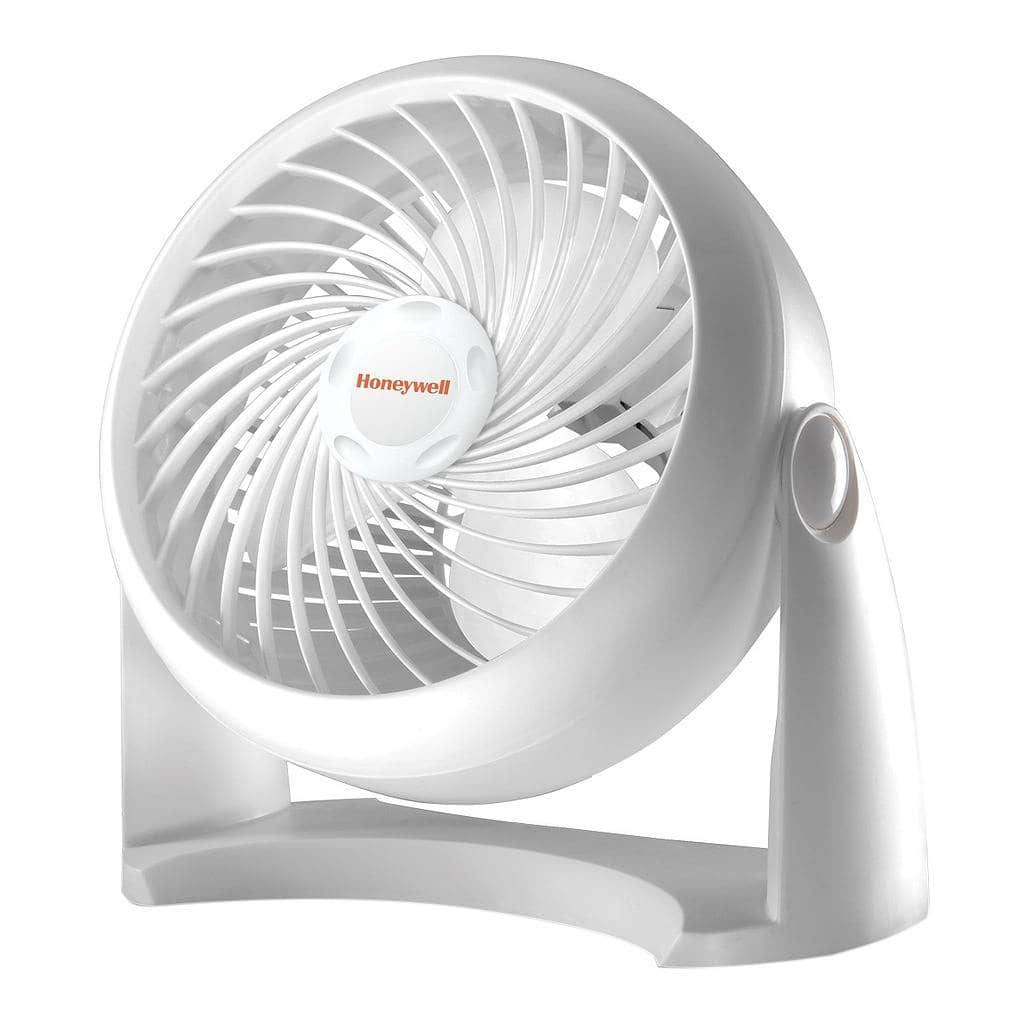 Honeywell HT-904 Turbo Force Power Air Circulator Table Fan  $11.50 + Free Store Pickup