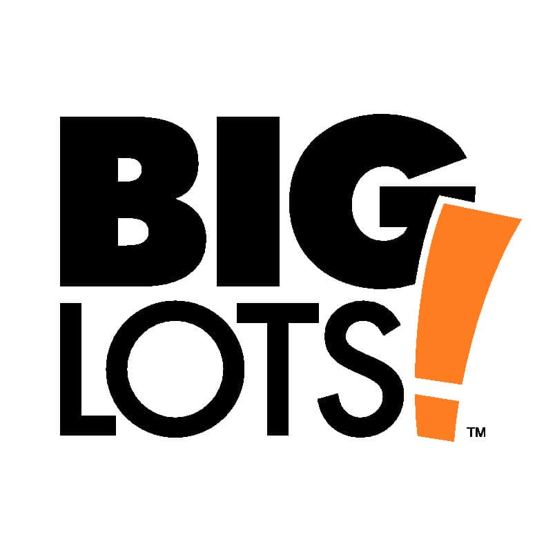 Big Lots Online and In-Store Coupon: $40 Off $200, $20 Off $100,  $10 Off $50