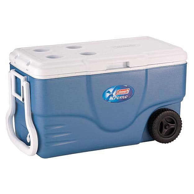 Coleman 62 Quart Xtreme® Wheeled Cooler $31.49 @ Sears (Possibly less w/Coupons)