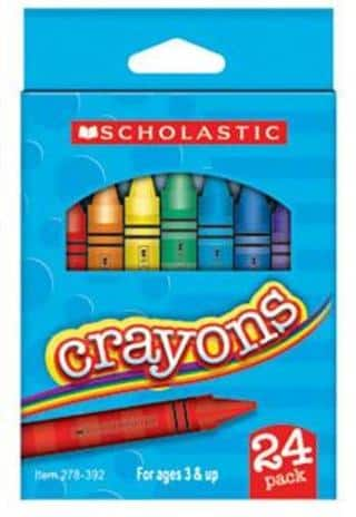 Office Depot Stores: 4pk Expo Markers $1, 24pk Scholastic Crayons  $0.01 & More (Valid In-Stores Only)