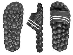 Swiss Wear Deluxe Comfort Solarsoft Massage Slipper Slides  $5 + Free Shipping