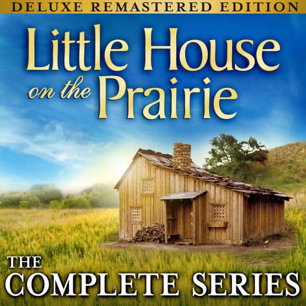 Little House on the Prairie (Complete Series Deluxe HDX Download)  $20