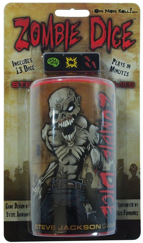Zombie Dice Game  $4