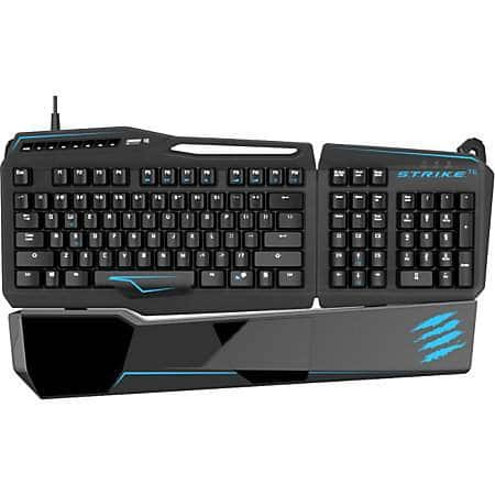 Mad Catz S.T.R.I.K.E. TE Mechanical Gaming Keyboard (Black)  $18.15 & More + Free S/H on $35