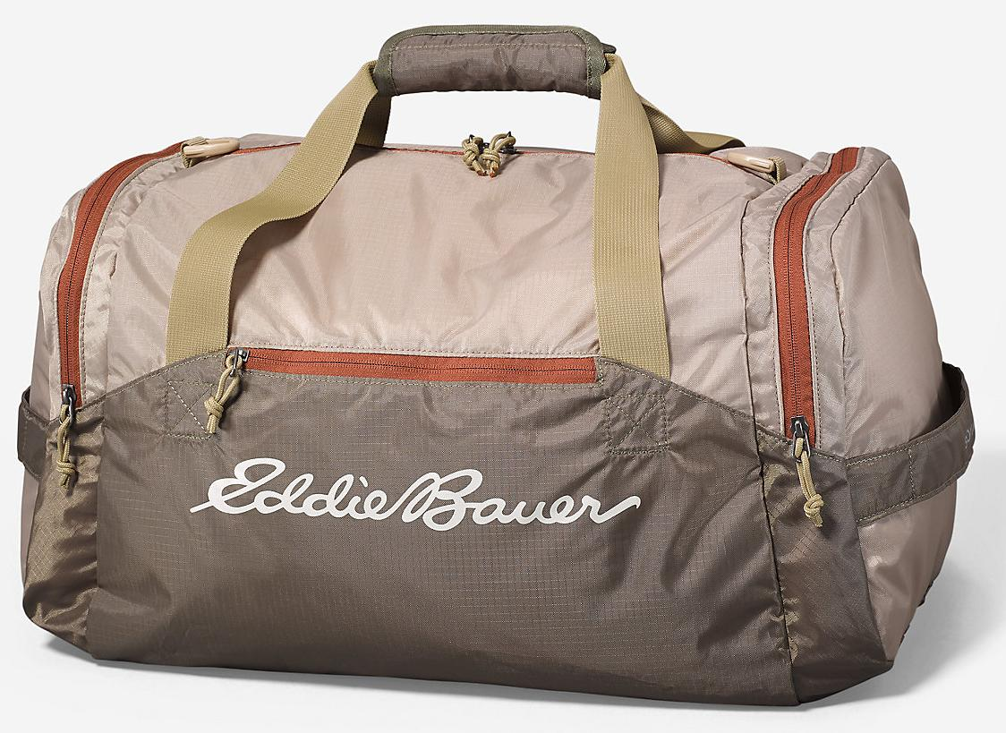 Eddie Bauer Stowaway Packable Duffel (various colors)  $15 + Free Shipping