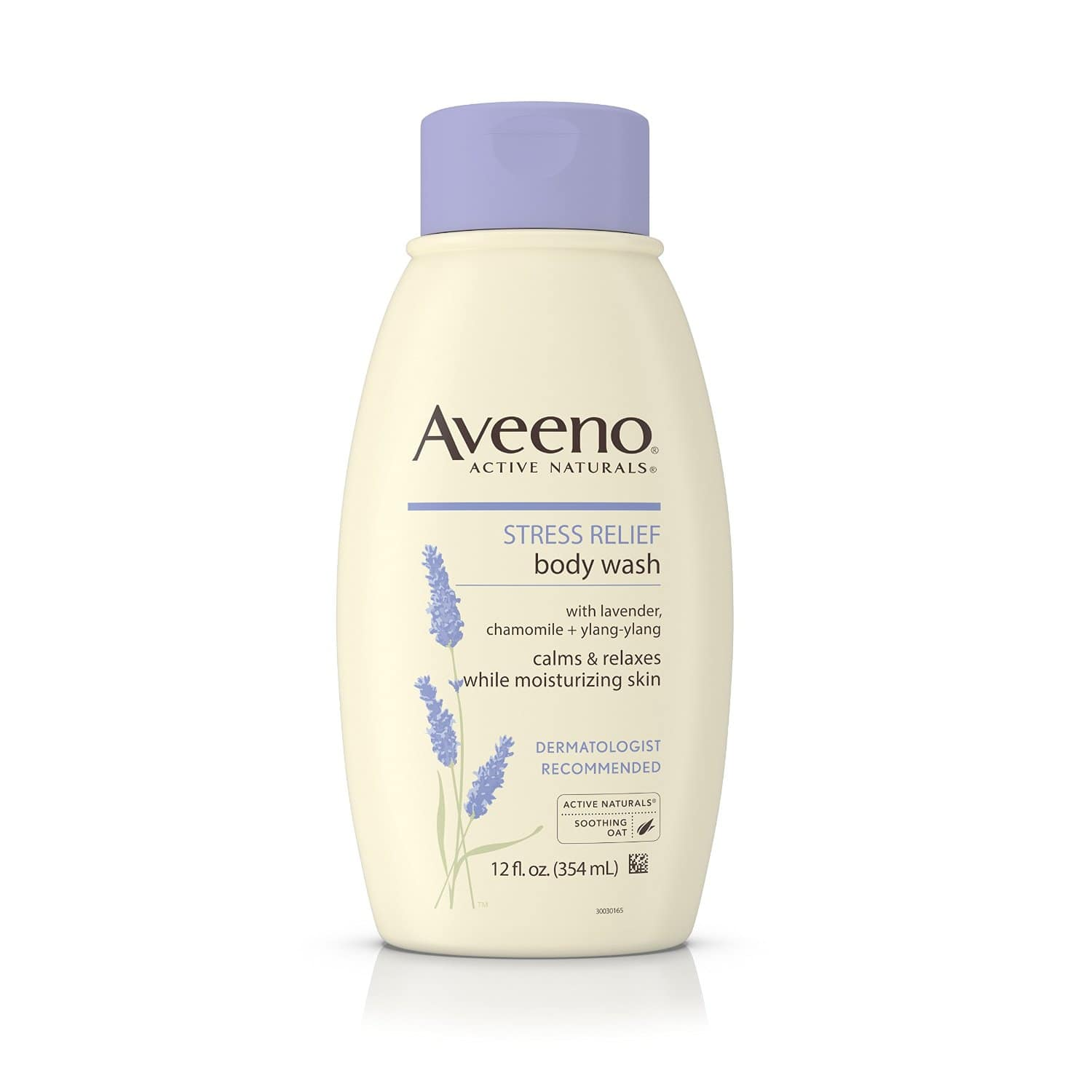 3-Pack 12oz Aveeno Stress Relief Body Wash $5.63 or less + free shipping @ Amazon