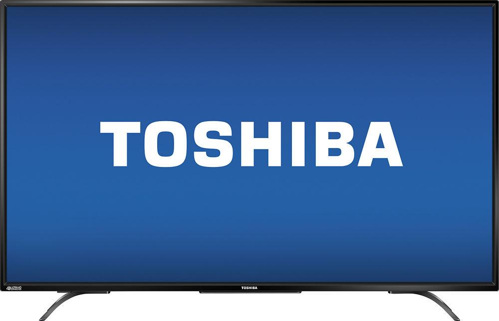 "43"" Toshiba 43L621U 4K Ultra HD Google Cast Smart LED HDTV $299.99 & More + Free Shipping"