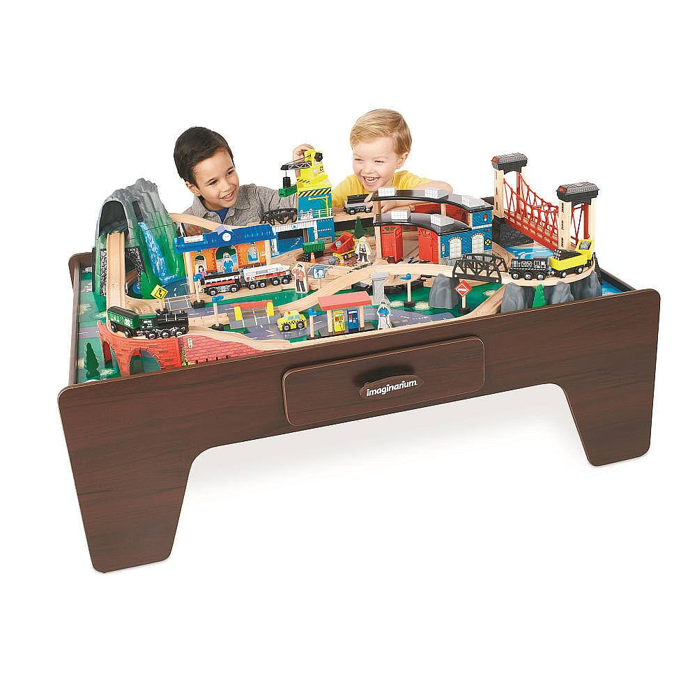 100-Piece Imaginarium Mountain Rock Train Table $89.99 + Free In-Store Pickup via Toys R Us