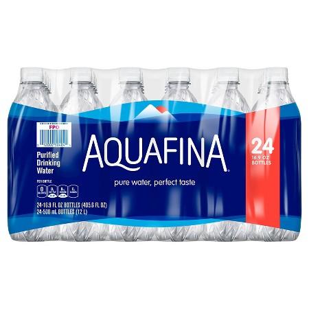 Target B&M $5 off $15 Pepsi beverage coupon - Cheap Aquafina 24pk 9/11 only