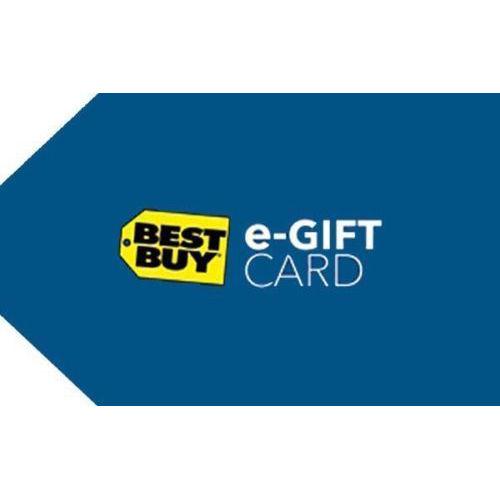 Buy a $100 Best Buy Gift Card & get a bonus $10 Best Buy Code - ($110 Value) at ebay.com