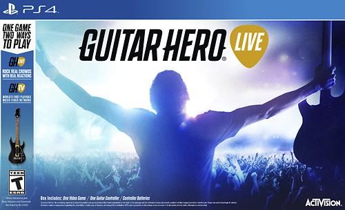 GCU Members: Guitar Hero Live (All Platforms) $31.99 + Free Store Pickup @ Best Buy