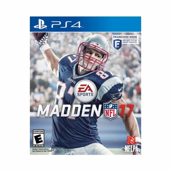 Madden NFL 17 (PS4 or Xbox One) $39.99 ($31.99 w/ GCU) + Free Store Pickup