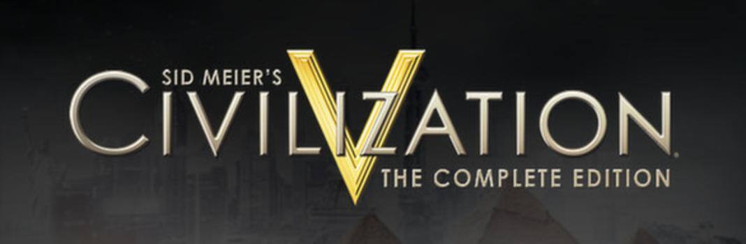 Sid Meier's Civilization PCDD: Civilization V: Complete Edition $9.49, Civilization IV: Complete $5.69 & More via Green Man Gaming