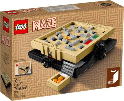 LEGO Ideas Maze, LEGO Star Wars First Order TIE Fighter  $49 + Free Shipping