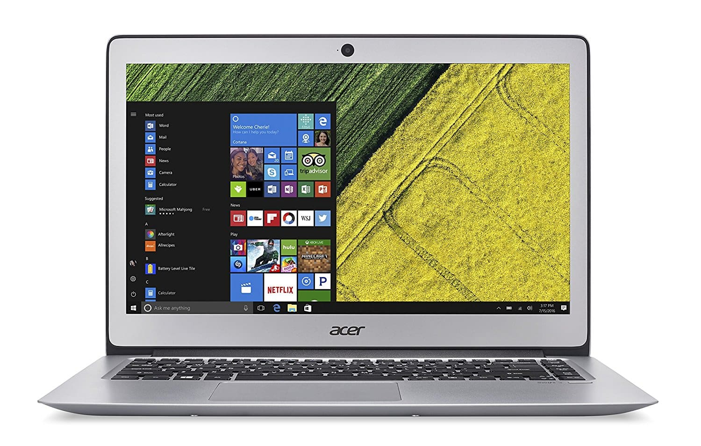 "Acer Swift 3 14"" 1080p Laptop: i5-6200U, 8GB DDR4, 256GB SSD  $600 + Free Shipping"