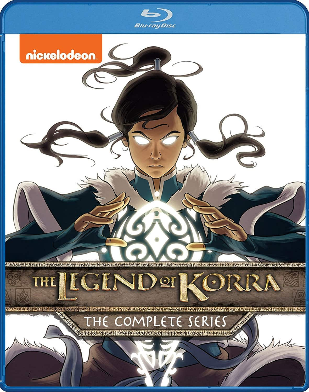 The Legend of Korra: The Complete Series Pre-Order (Blu-Ray) $42.99 via Amazon