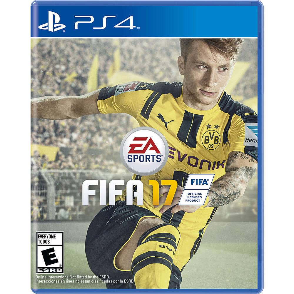 FIFA 17, NHL 17, Madden 17, UFC 2: DE (PS4 or Xbox One)  2 for $70 + Free Shipping