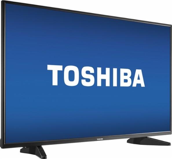 "43"" Toshiba 43L420U 1080p LED HDTV $199.99 + Free Shipping"