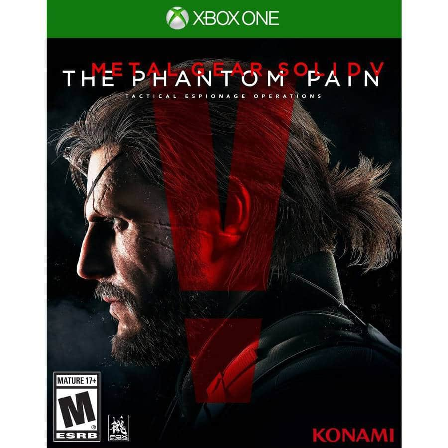Metal Gear Solid V: The Phantom Pain (Xbox One) $12 + Free Store Pickup