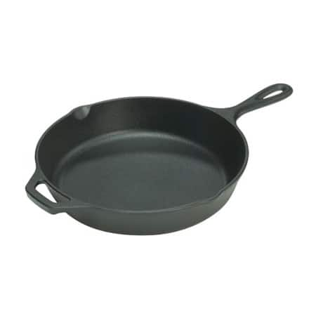"12"" Lodge Cast Iron Pre-Seasoned Skillet $14.79, 2x 24oz Contigo Autoseal Bottle + $10 Target GC from $42 & More + Free Shipping"