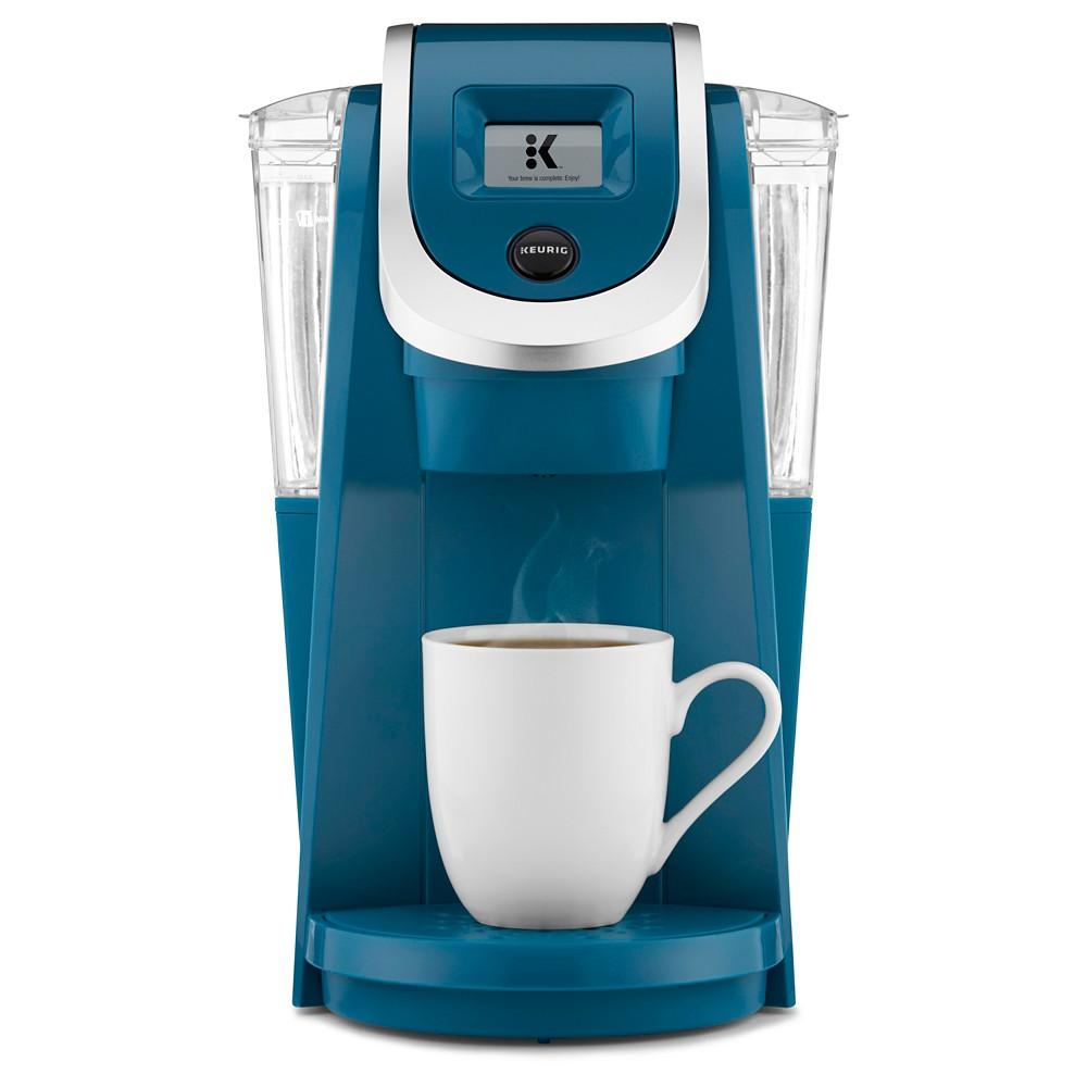 Coffee Makers: Keurig 2.0 K200 Coffee Brewing System + USD 15 Target eGift Card USD 58 & more + Free ...