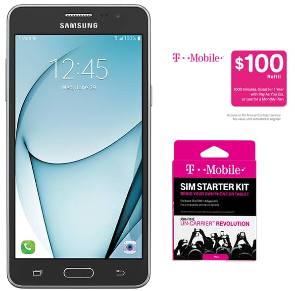 If you have a T-Mobile prepaid plan that you plan on sticking with for a while, this offer is for you. T-Mobile is currently offering a free smartphone to those who purchase a prepaid refill card priced $ or more. Unfortunately, this is a limited time in store only promotion, probably to attempt.