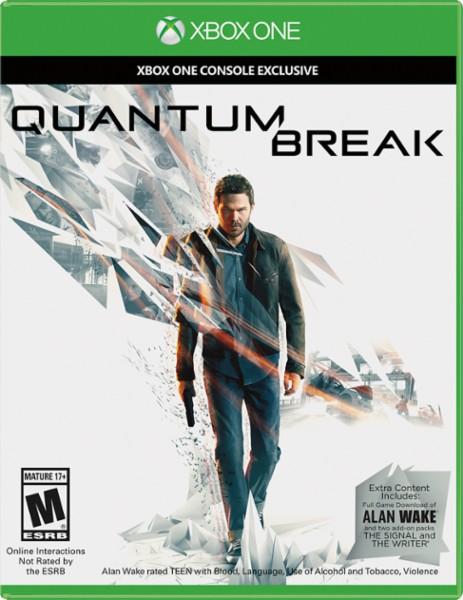 Prime Members: Quantum Break (Xbox One) $20 + Free Shipping