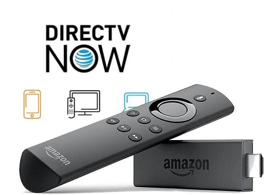 1-Month DIRECTV Now + Amazon Fire TV Stick - Slickdeals net
