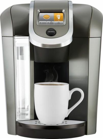 Keurig 2.0 K525 Coffeemaker (Platinum) + $30 Best Buy Gift Card $99.99 + Free Shipping