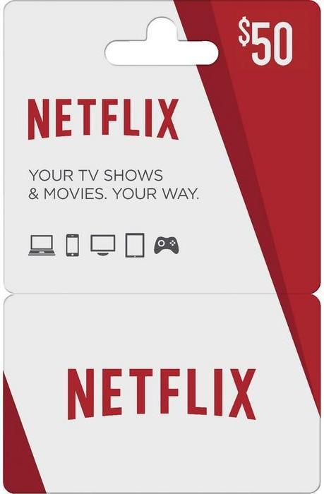 Cvs In Store Offer 50 Netflix Gift Card 10 Extrabucks
