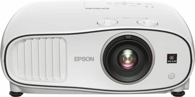 Epson Home Cinema 3700 1080p 3LCD Home Theater Projector $1124.99 + Free Shipping