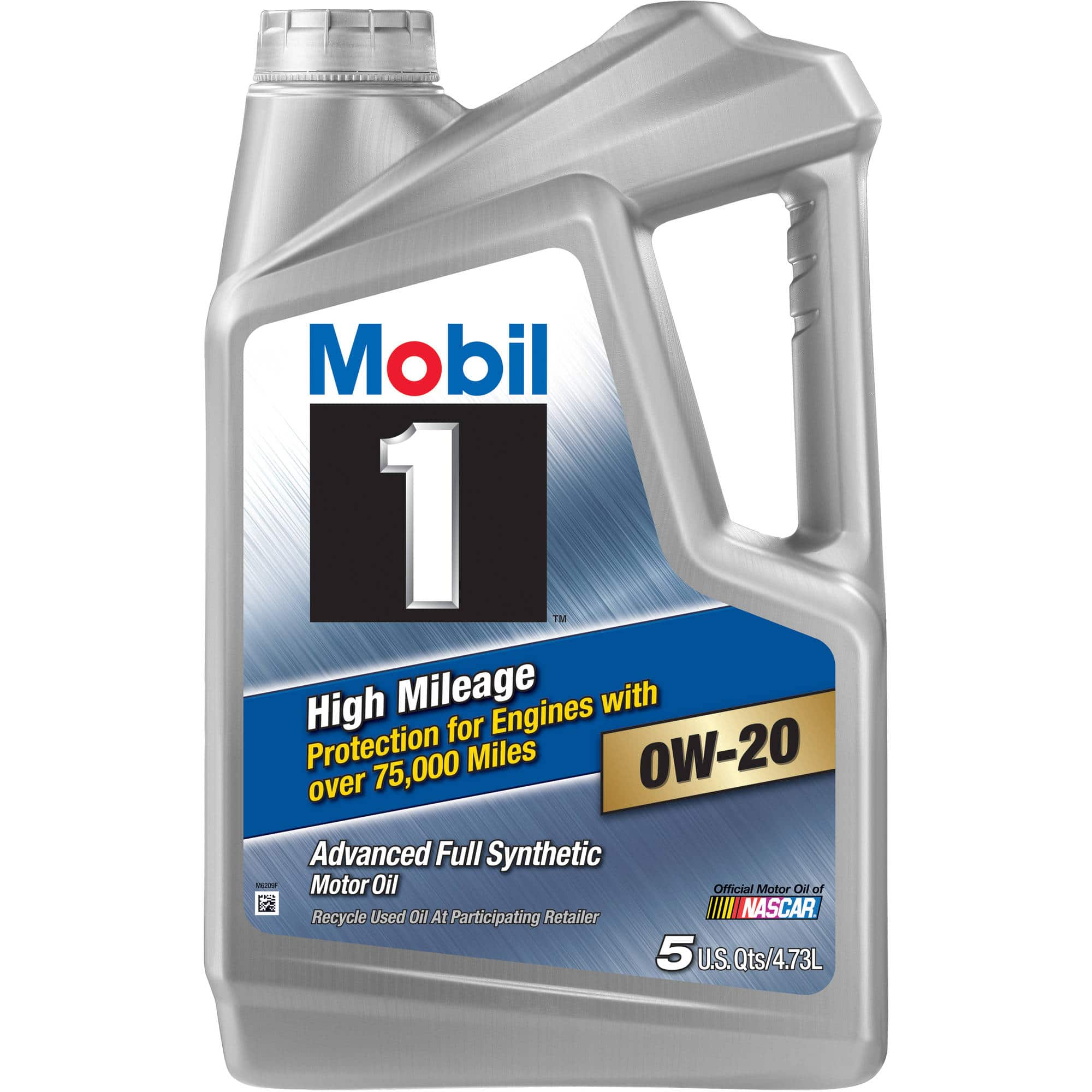 5 quart mobil 1 full synthetic motor oil various grades for Synthetic motor oil sale